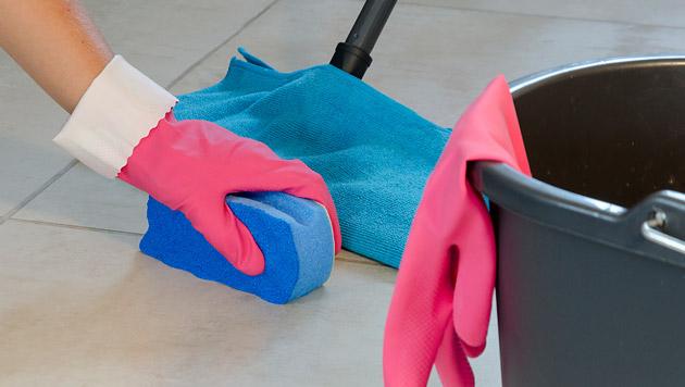 Natürliche Putzmittel für hygienische Sauberkeit (Bild: thinkstockphotos.de)