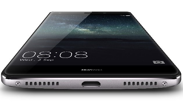Huawei Mate S: Edel-Handy aus China im Praxistest (Bild: Huawei)