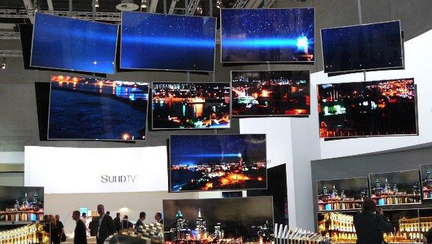 TV-Energietests: Samsung weist Vorwürfe zurück (Bild: Dominik Erlinger)