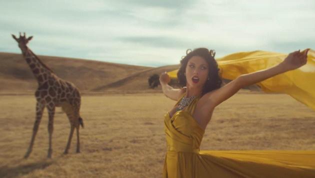 """Ist Taylor Swifts Clip zum Song """"Wildest Dreams"""" etwa rassistisch? (Bild: Viennareport)"""