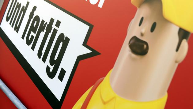 bauMax-Verkauf: 7,5 Millionen Euro für Gekündigte (Bild: APA/HERBERT PFARRHOFER)