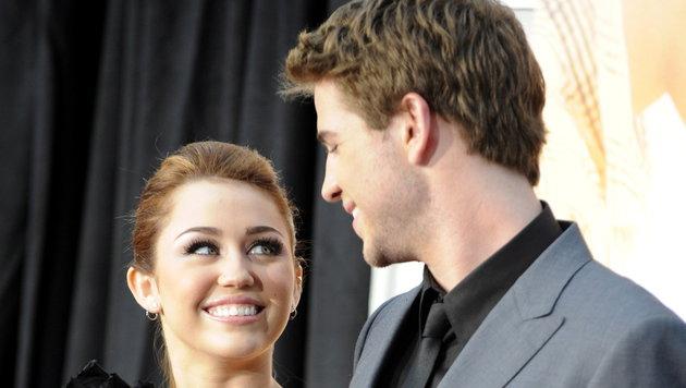 """""""Alte Liebe: Vermisst Miley Cyrus ihren Ex? (Bild: PAUL BUCK/EPA/picturedesk.com)"""""""