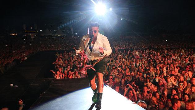 """""""""""MTV Unplugged""""-Premiere in Wien! (Bild: Kronen Zeitung/Sepp Pail)"""""""