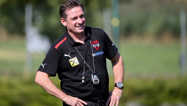 Werner Gregoritsch (Bild: GEPA)