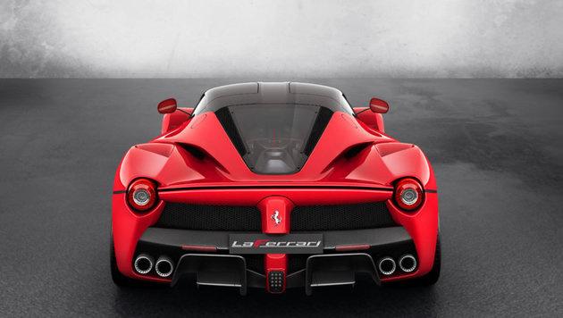 Ferrari: Traumauto als WM-Bonus für Vettel! (Bild: ferrari.com)