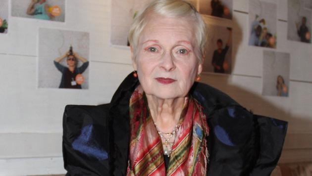 """Vivienne Westwood im """"Krone""""-Talk (Bild: Recka Hammann)"""