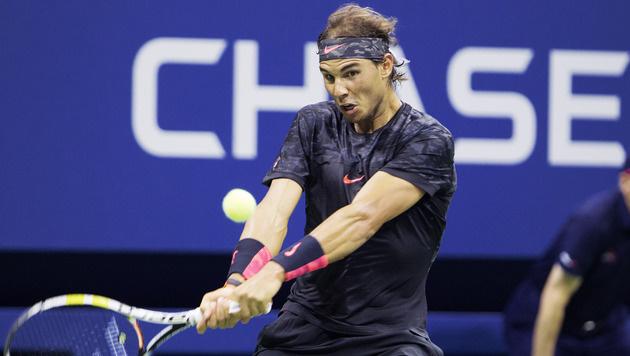 Nadal tritt in Rio in Einzel, Doppel & Mixed an (Bild: GEPA)