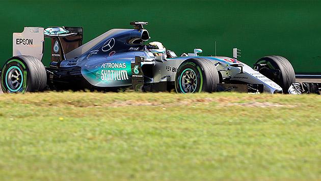 """""""Je mehr man Lewis kritisiert, umso besser ist er"""" (Bild: AP)"""