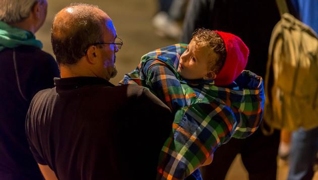 Alle Bilder & Videos zur Nacht der Menschlichkeit (Bild: reporter.co.at)