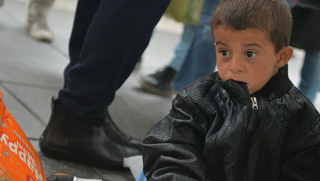 Alle Bilder & Videos zur Nacht der Menschlichkeit (Bild: APA/BARBARA GINDL)