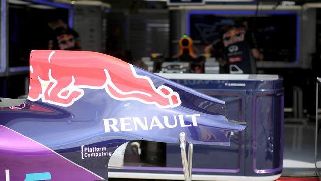 Lewis Hamilton gegen Mercedes-Motoren für Red Bull (Bild: GEPA)