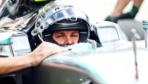 Nico Rosberg (Bild: APA/EPA/SRDJAN SUKI)