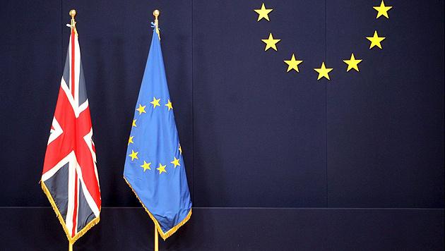 """""""EU garantiert Frieden, Wohlstand und Stabilität"""" (Bild: Federico Gambarini/EPA/picturedesk.com)"""