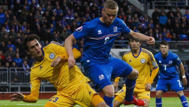 EURO: Österreich gegen Portugal, Island und Ungarn (Bild: APA/EPA/STRINGER)