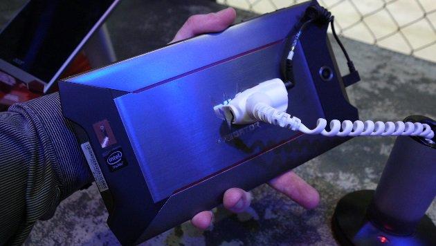 Heißes Spiele-Tablet: Acer Predator 8 ausprobiert (Bild: Dominik Erlinger)