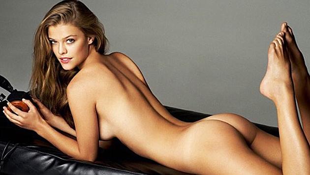 Mit diesem heißen Nacktfoto macht Nina Agdal ihre Instagram-Follower glücklich. (Bild: instagram.com/ninaagdal)