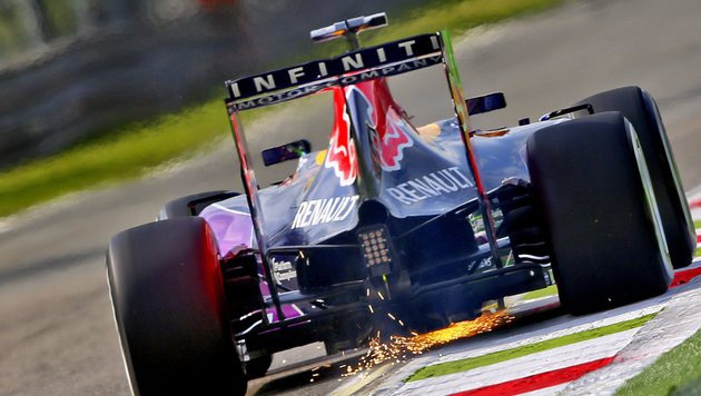 Red Bull und Renault gehen getrennte Wege (Bild: APA/EPA/SRDJAN SUKI)