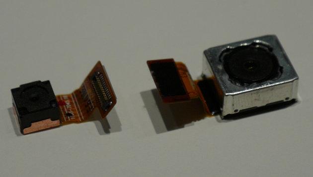 Z5 Premium: 4K-Display und Turbo-Cam ausprobiert (Bild: Dominik Erlinger)