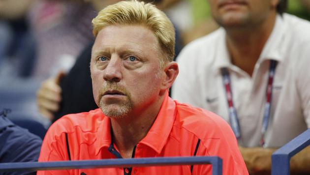 Boris Becker für bankrott erklärt (Bild: AP)