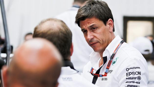 Mercedes-Motorsportchef Toto Wolff (Bild: APA/EPA/SRDJAN SUKI)