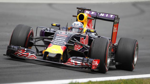 Red Bull und Renault gehen getrennte Wege (Bild: APA/ERWIN SCHERIAU)