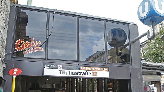 Sanierung der U6-Station Thaliastraße beendet (Bild: Reinhard Holl)