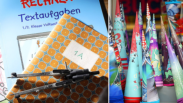 So günstig fallen die Feiertage im neuen Schuljahr (Bild: APA/GEORG HOCHMUTH)