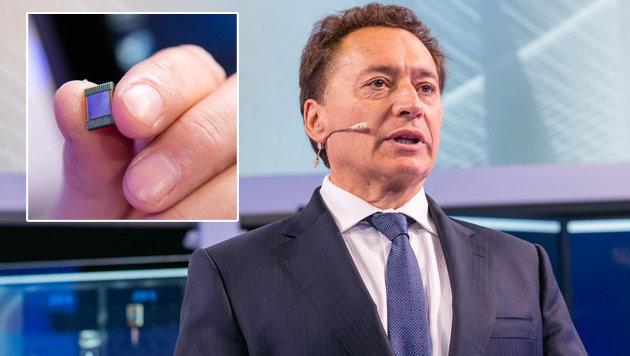 Christian Morales ist bei Intel für das Geschäft in Europa, Afrika und im Nahen Osten zuständig. (Bild: Intel)