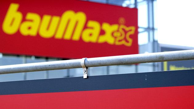 bauMax-Gläubiger schreiben rund 400 Mio. Euro ab (Bild: APA/Herbert Pfarrhofer)