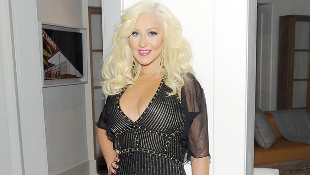 Christina Aguilera (Bild: Viennareport)