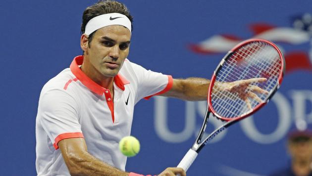 Roger Federer (Bild: AP)