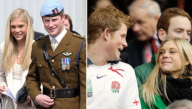 Prinz Harry: Liebes-Comeback mit Chelsy Davy? (Bild: AP)