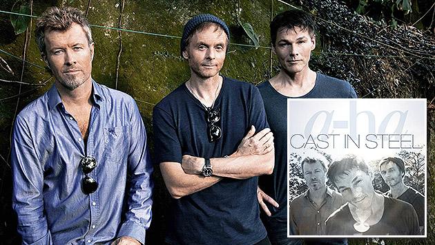 """a-ha: """"Glauben an die Kraft der Veränderung"""" (Bild: Universal Music)"""