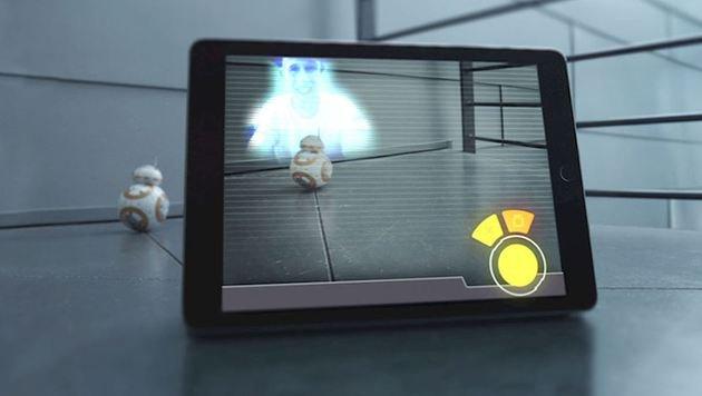 """""""Das allerschärfste Star-Wars-Spielzeug (Bild: Sphero/Disney)"""""""