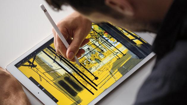 Apple vs. Microsoft: iPad und Surface Pro im Duell (Bild: Apple)