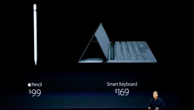 iPad Pro kommt mit 12,9-Zoll-Display und Stift (Bild: AP)