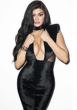 Kylie Jenner posiert für Terry Richardson. (Bild: instagram.com/thescottycunha)