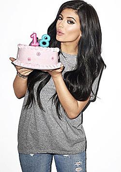 Kylie Jenner posiert für Terry Richardson. (Bild: instagram.com/kyliejenner)