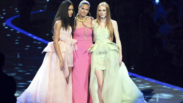 Auch Heidi Klum sucht erfolgreich nach dem 'Germany's next Topmodel'. (Bild: Viennareport)