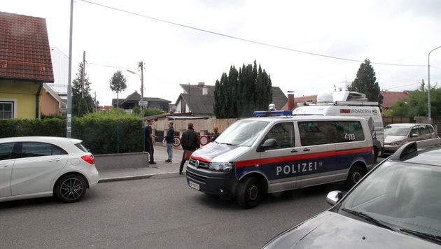 Mutter (74) und Tochter tot in Gartenhaus entdeckt (Bild: Andi Schiel)
