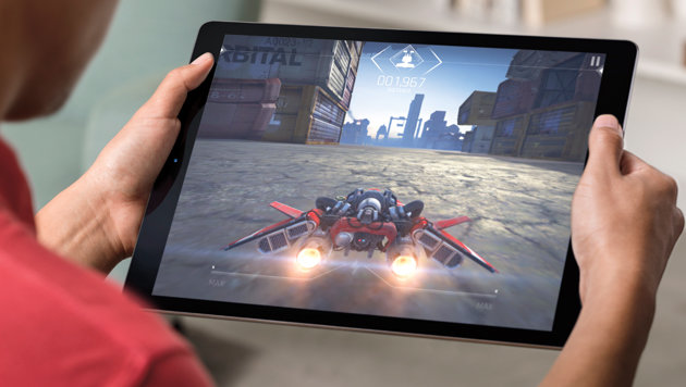 iPad Pro kommt mit 12,9-Zoll-Display und Stift (Bild: Apple)