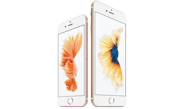 Heiße Handys: Das war das Smartphone-Jahr 2015 (Bild: Apple)