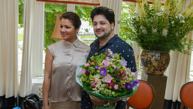 Anna Netrebko und Yusif Eyvazov (Bild: Viennareport)