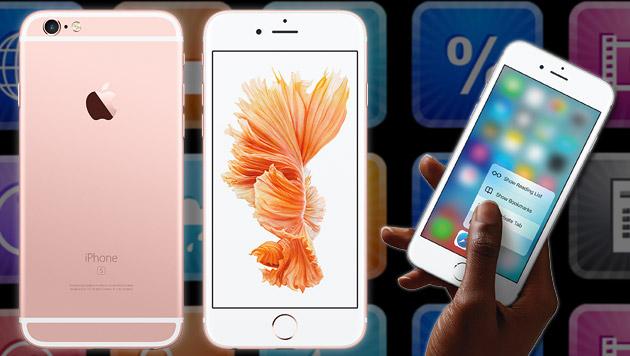 Apple bringt iPhone 6S, neues Apple TV & iPad Pro (Bild: Apple)