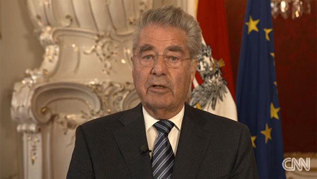 """Juncker-Plan für Österreich """"fair"""" und """"gerecht"""" (Bild: CNN)"""
