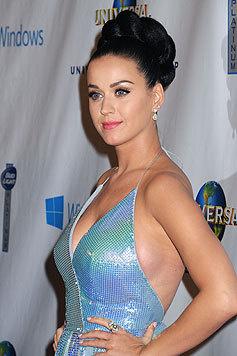 ... oder glitzernden Abendkleid, Katy Perry ... (Bild: Viennareport)