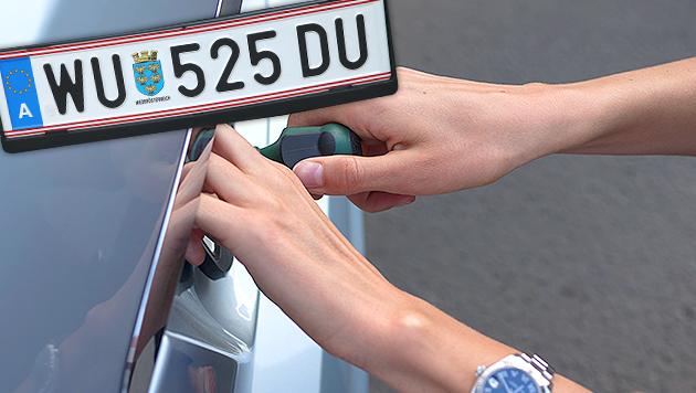Wien-Umgebung: Neue Kennzeichen für 91.866 Autos (Bild: Peter Tomschi, thinkstockphotos.de)