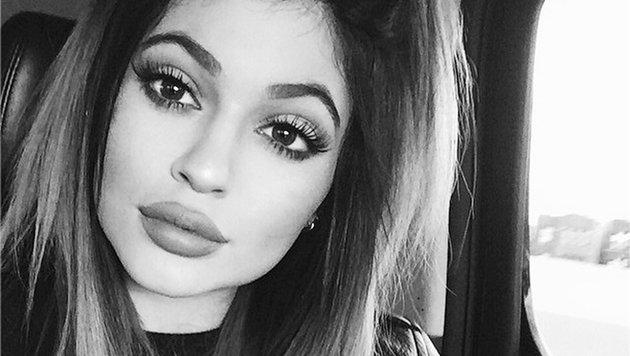 """""""Keeping Up with the Kardashians""""-Küken Kylie Jenner lässt sich die Lippen regelmäßig aufspritzen. (Bild: Viennareport)"""