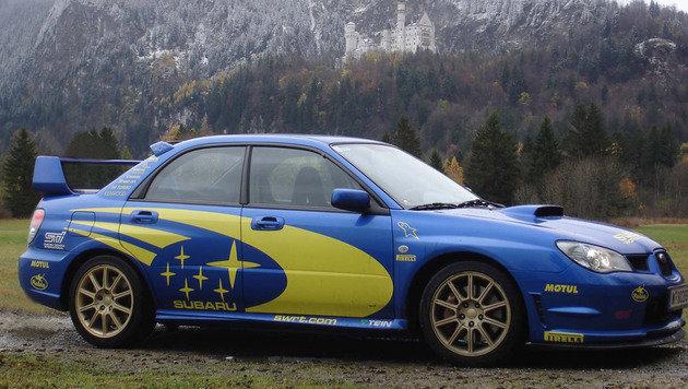 """""""Sucht mit City4U das geilste Auto der Welt (Bild: W.Gall)"""""""
