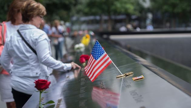 Erste US-Witwe verklagt Saudi-Arabien wegen 9/11 (Bild: AP)